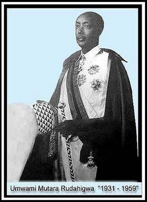 Umwami Mutara Rudahigwa Mutara002
